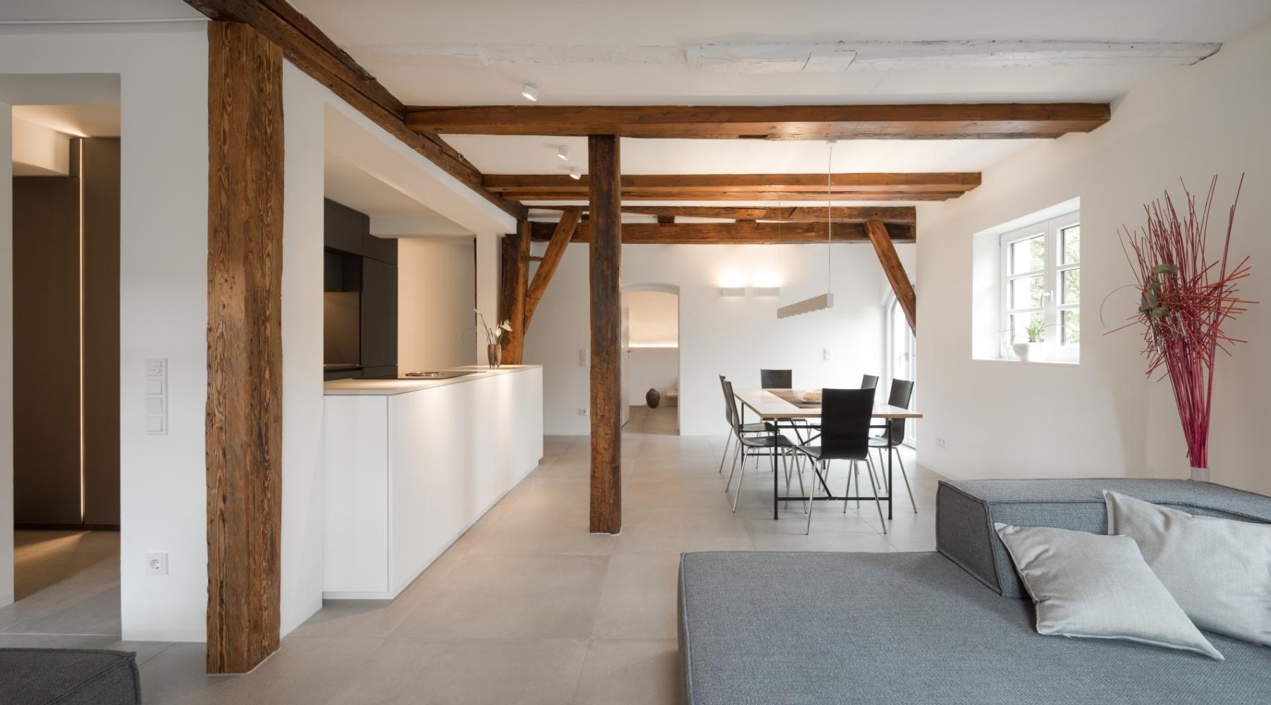 umbau wohnung e21. Black Bedroom Furniture Sets. Home Design Ideas
